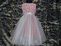 Платье нарядное бальное детское 2-4 лет., фото 1