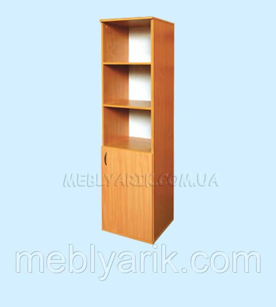 Пенал 1-дверный для книг