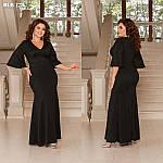 Вечірня сукня з середнім декольте в підлогу від Стильномодно, фото 2