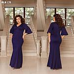Вечірня сукня з середнім декольте в підлогу від Стильномодно, фото 3