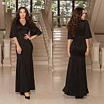 Вечірня сукня з середнім декольте в підлогу від Стильномодно, фото 6