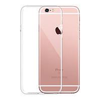 Силиконовый чехол для iPhone 7 / 8 (Прозрачный) (000001920)