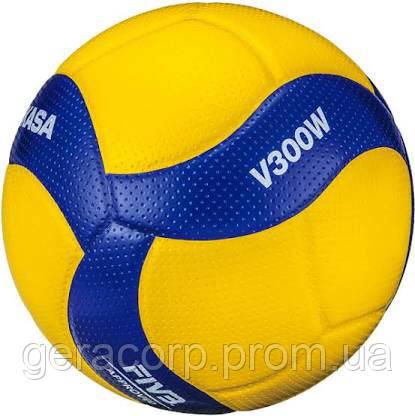 Мяч волейбольный Mikasa V300W, фото 2