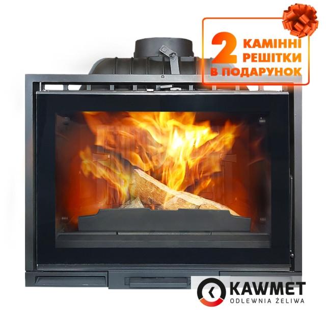Камінна топка KAWMET Premium F24 Dekor (14kW)