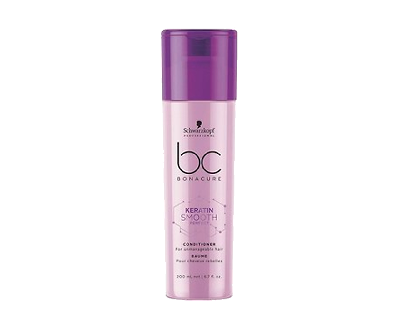 Кондиционер для гладкости волос Schwarzkopf Professional ВС Bonacure Keratin Smooth Perfect Keratin, 200 мл