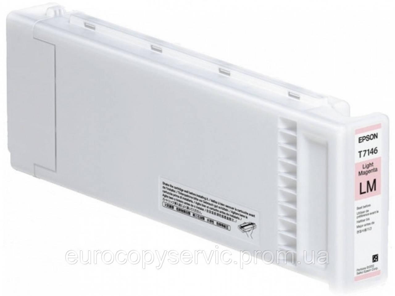 Картридж Epson для друку GS5/7 Light Magenta (700ml) (C13T714600)