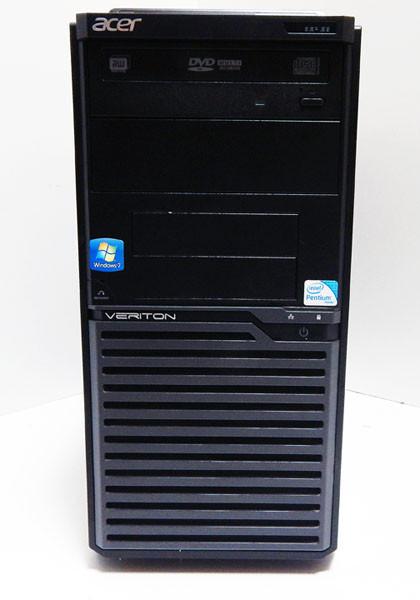 Компьютер ACER Veriton M2610G, G645 2.9 Ghz, 4Gb DDR3 S 1155