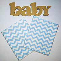 Пеленка для новорожденных 90*110 см Хлопок   Пелюшка для новонароджених 90*110 см Бавовна