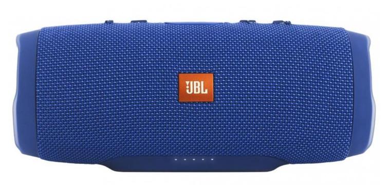 Bluetooth Колонка JBL Charge 3 Speaker Blue (Реплика) Гарантия 3 месяца, фото 2