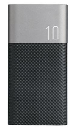 Power Bank Wesdar S48 10000mah black Li-Pol Гарантия 6 месяцев, фото 2