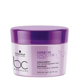 Маска для гладкости волос Schwarzkopf BC Bonacure Smooth Perfect Treatment, 200 мл