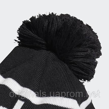Шапка з помпоном adidas Woolie With Pompom ED0239, фото 2