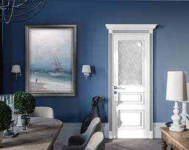 Межкомнатные двери Родос в интерьере
