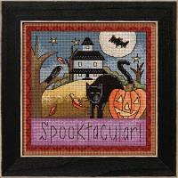Набор для вышивания Sticks Kits Mill Hill Spooktacular ST151914