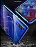 Магнітний метал чохол FULL GLASS 360° для Xiaomi Mi A3 /, фото 7