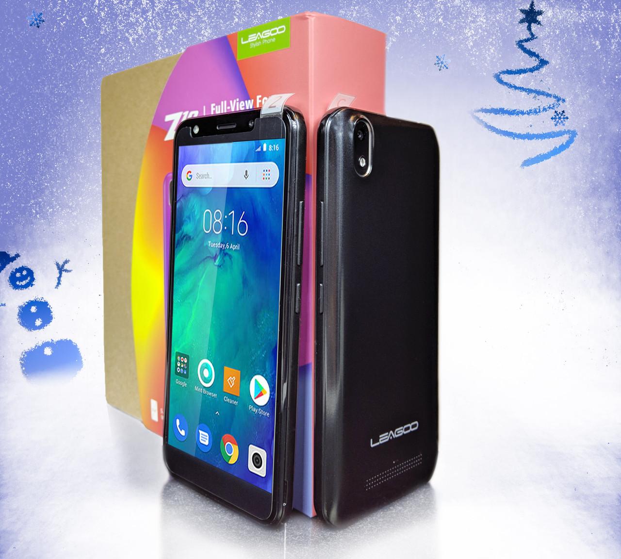 "LEAGOO Z10 5"" | 1/8Gb | Android 8.1 | 4 Core + Бампер, пленка"