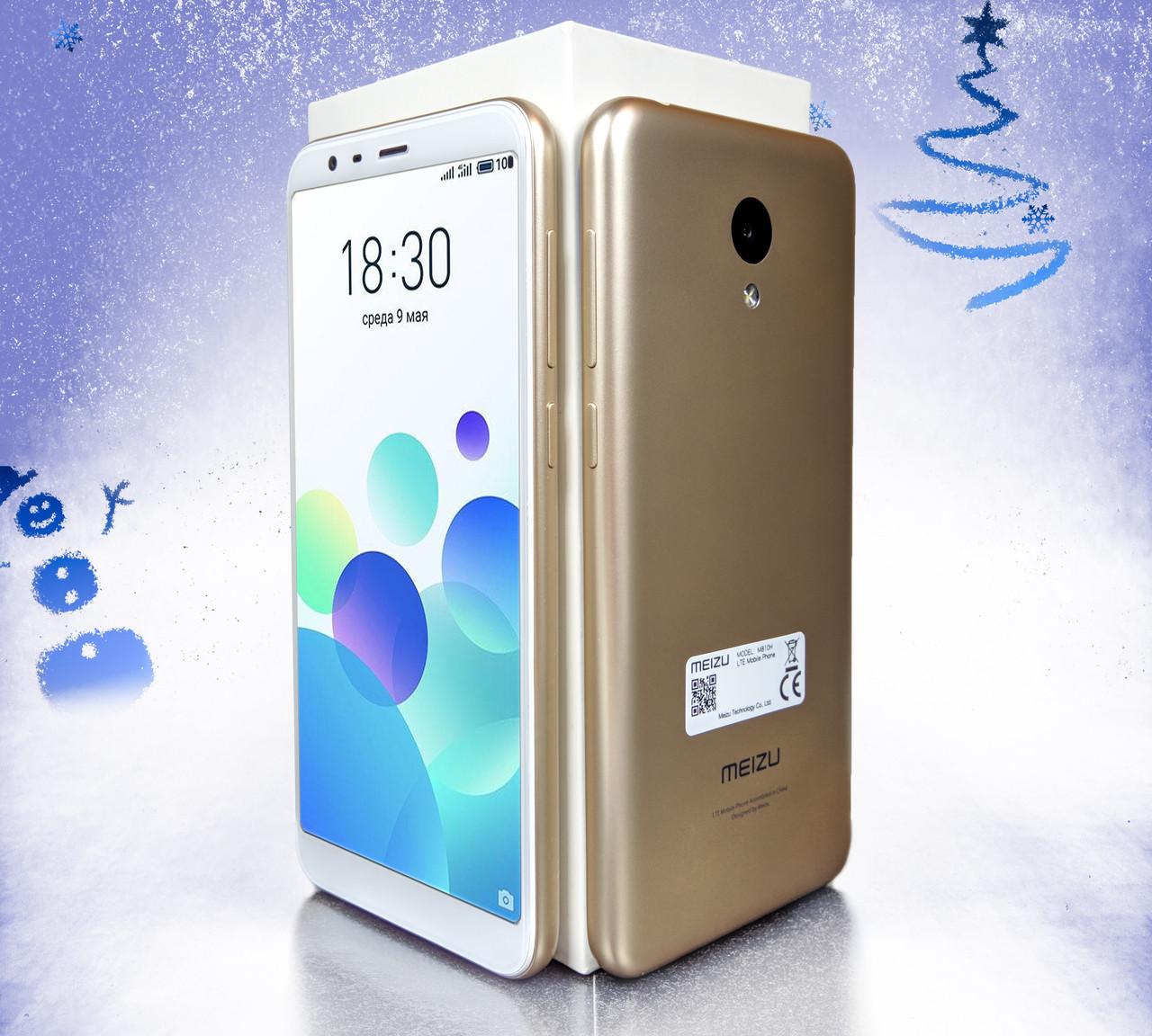 """Meizu M8c 5.45""""   2/16Gb   13 Mp   Snapdragon 425"""