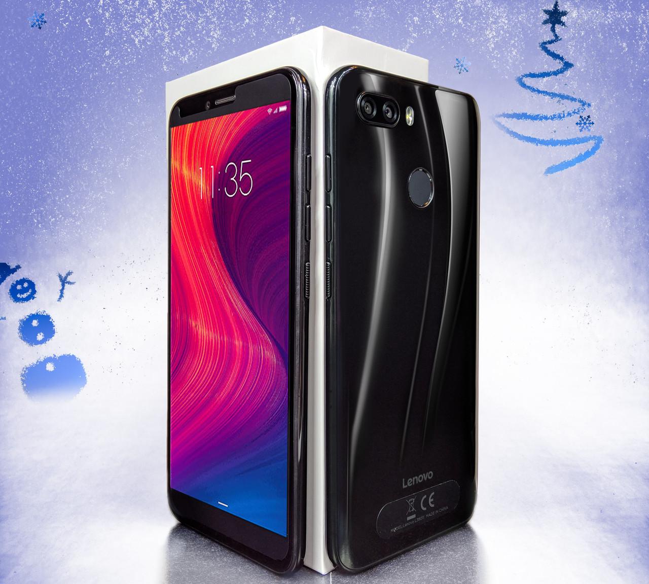 """Lenovo K5 play 5.7""""   3/32Gb   13 Mp   Snapdragon 430 + Бампер"""