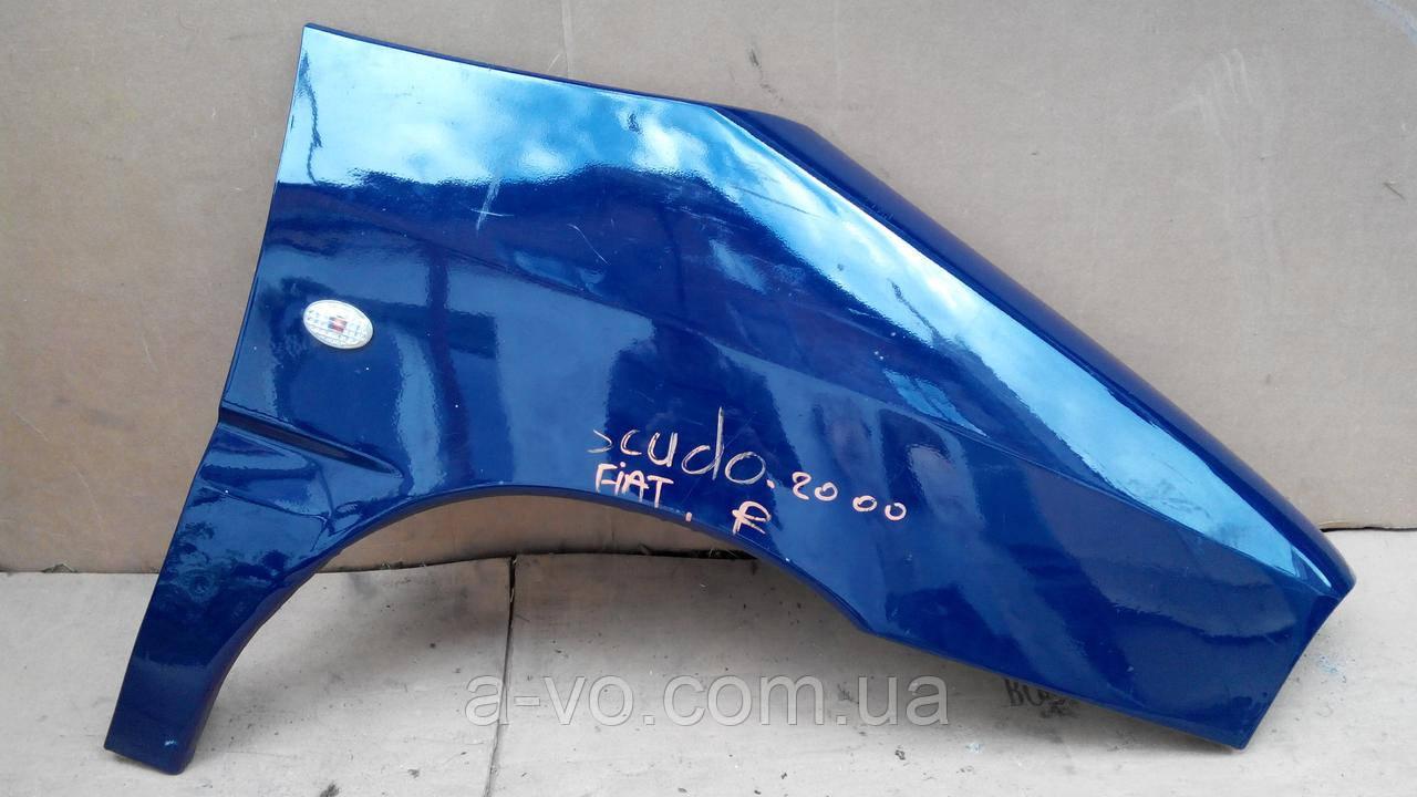 Крыло переднее правое для Fiat Scudo Peugeot Expert, 1995-2004