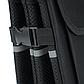 Органайзер в Багажник Машины Вместительный 60л Оксфорд 1680D Черный (SB-001), фото 8