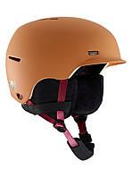 Гірськолижний шолом Anon Highwire (DOA Orange) 2020, фото 1