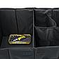 Органайзер в Багажник Машины Вместительный 60л Оксфорд 1680D Черный (SB-001), фото 6