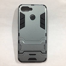 Чехол для Xiaomi Redmi 6 Terminator Grey