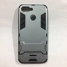 Чохол для Xiaomi Redmi 6 Terminator Grey