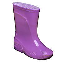 Резиновые сапоги OLDCOM Vivid фиолетовые