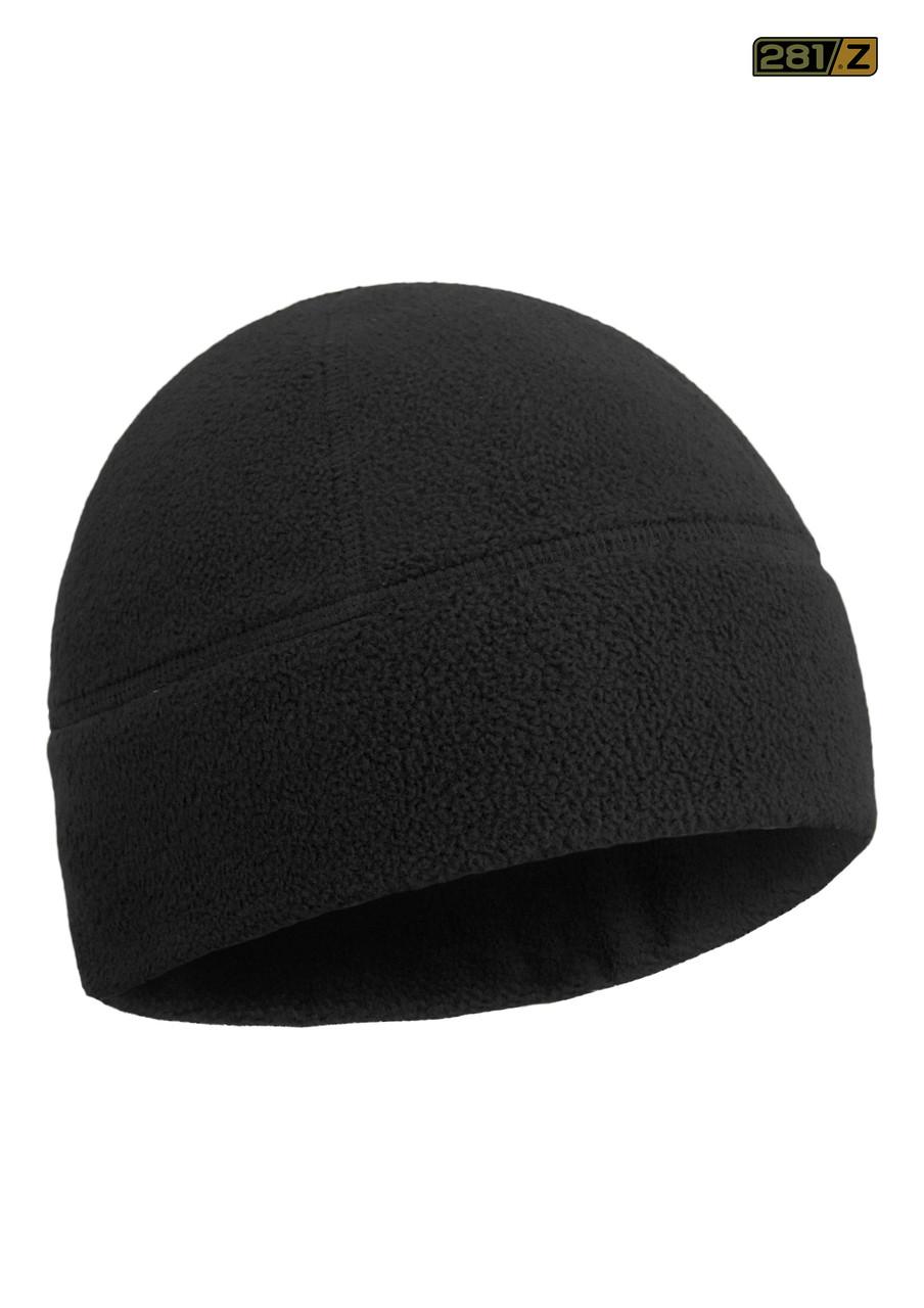 Шапка зимняя патрульная P1G-Tac® FHL-Polartec - Черная