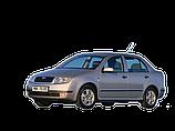 Skoda Fabia 1999-2007