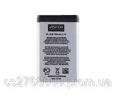 "Батарея / Акумулятор ""Aspor"" Nokia BL-5CB"
