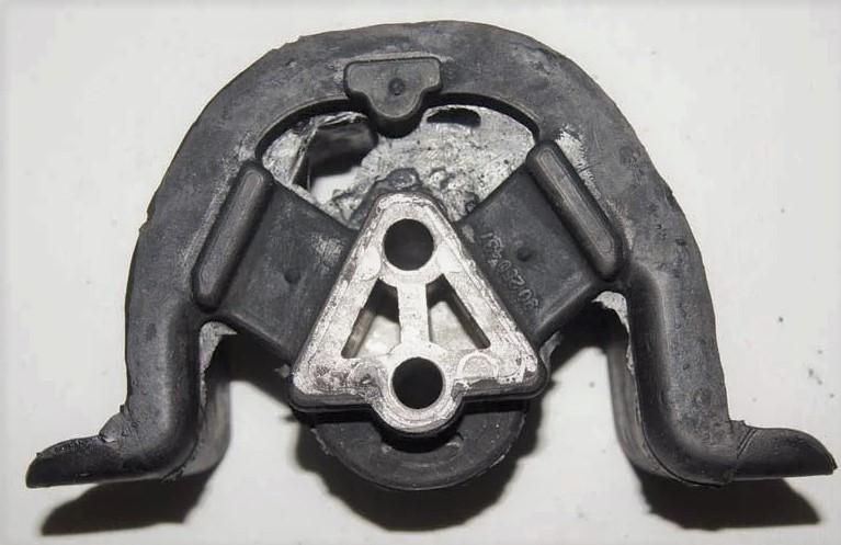Подушка двигателя передняя левая Ланос grog Корея