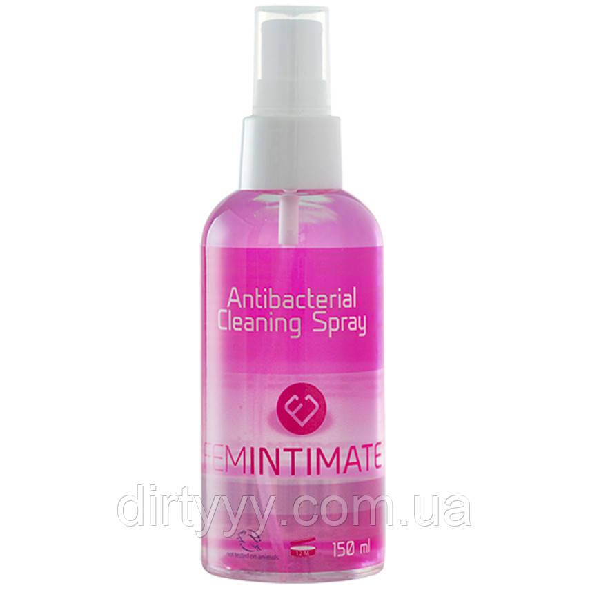 Антибактериальное средство - Femintimate Cleaning Spray, 150ml