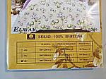 Комплект постельного белья ELWAY (Польша) Сатин семейный (5054), фото 5