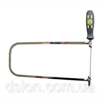Лобзик STANLEY STHT0-20128 , длина лезвия 110 мм, 18 зубьев на дюйм, длина 290 мм.