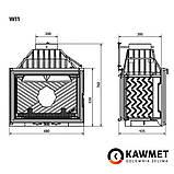 Камінна топка KAWMET W11 (18.1 kW), фото 8
