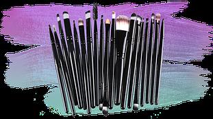 Кисті для макіяжу та косметичних процедур