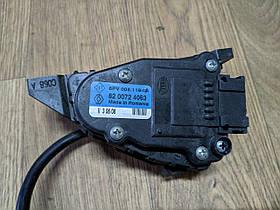 Датчик педалі газу Renault Master, Opel Movano 2003-2010, 8200724063 (Б/У)