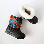 Теплі дутики - сноубутсы на хутрі з піни ЕВА , р. 28, 30 Зимові, легкі, фото 2