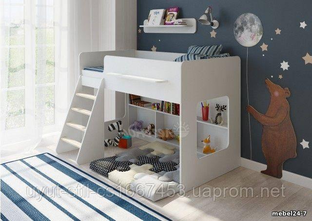 Детская кровать ДМО 1
