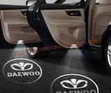 Проекция логотипа автомобиля DAEWOO, фото 2