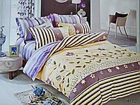 Комплект постельного белья ELWAY (Польша) Сатин семейный (5012)