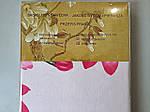 Комплект постільної білизни ELWAY (Польща) Сатин сімейний (5033), фото 5