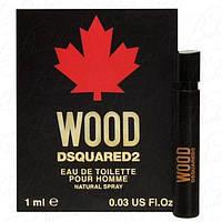 DSQUARED2 Wood for Him - Туалетная вода 1ml (пробник) (Оригинал)