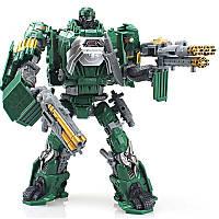 Трансформер Хаунд большой Kronos Toys JJ615 Зеленый tsi40425, КОД: 286030