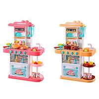 Детская кухня игрушечная 889-53-154 звук, свет