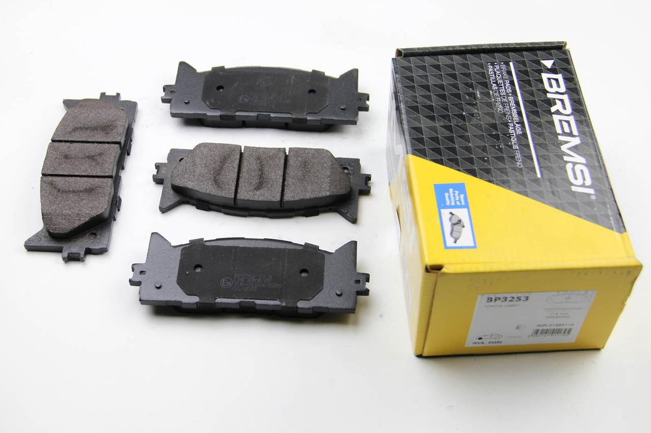 Колодки тормозные передние Toyota Camry 2006-2011