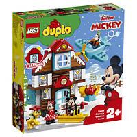 Конструктор LEGO DUPLO Disney Домик Микки     10889, фото 1