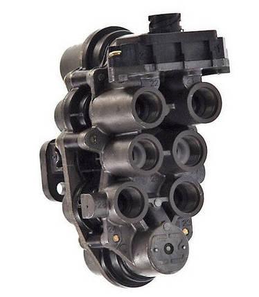Клапан разгрузочный шестиконтурный DAF XF  CF  AE4528  с датчиком, фото 2